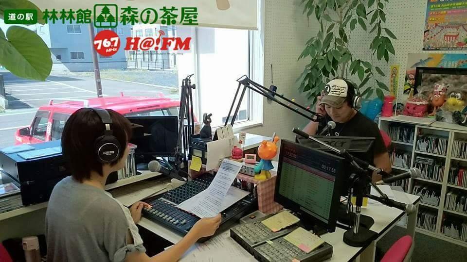 ラジオ局 道の駅インフォメーション