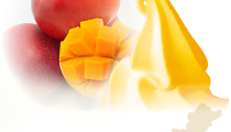 森の茶屋 ホタルでマンゴーソフトクリーム販売開始(*^-^*)