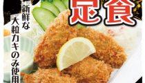 道の駅林林館 森の茶屋 季節限定メニュー カキフライ定食